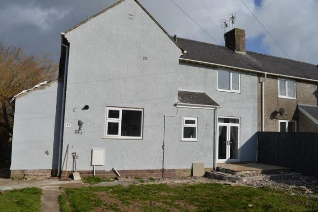 Thumbnail Semi-detached house for sale in Chestnut Avenue, St Athan