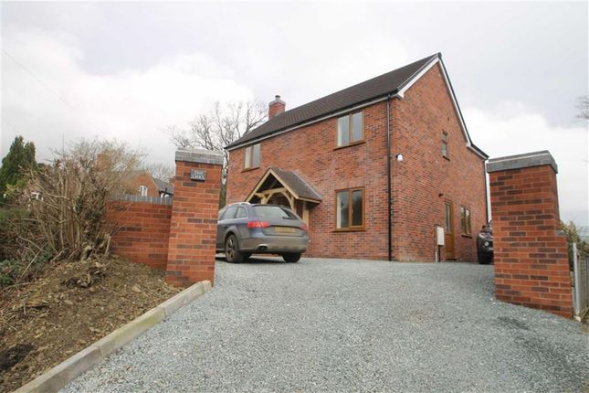 Thumbnail Detached house to rent in Crow Hill Lane, Brockton, Nr Shrewsbury