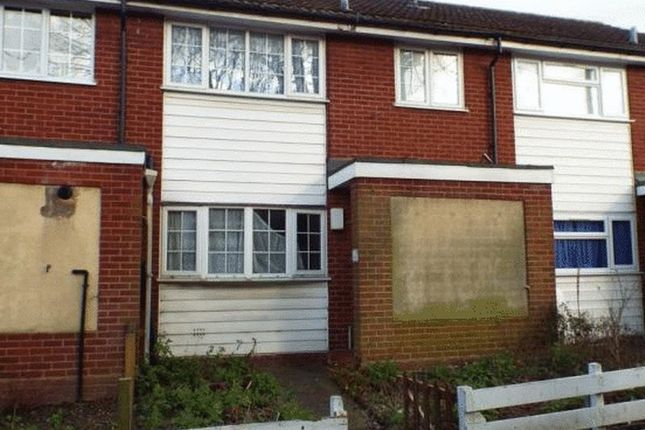 Thumbnail Terraced house to rent in Tiverton Road, Selly Oak, Birmingham