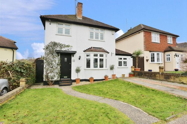 Thumbnail Detached house for sale in Beechwood Avenue, Orpington