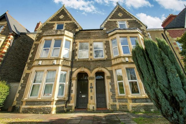 Thumbnail Flat to rent in Llandaff Road, Canton, Cardiff