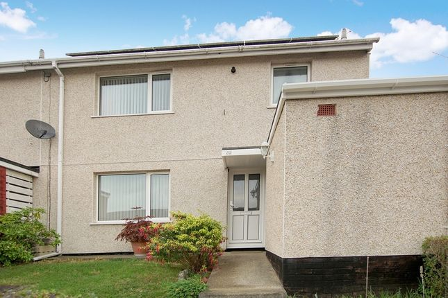 Thumbnail Semi-detached house for sale in 32, Medlock Crescent, Bettws, Newport, S. Wales