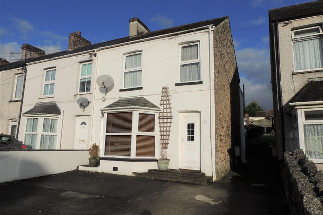 3 bed end terrace house for sale in Par Lane, St. Blazey Gate, Par