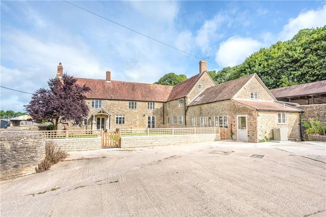 Thumbnail Detached house to rent in Maperton, Wincanton, Somerset