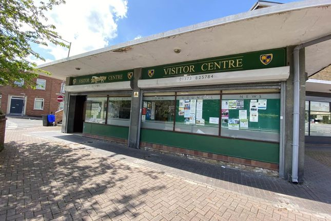 Thumbnail Commercial property to let in High Street, Westbury, Wiltshire