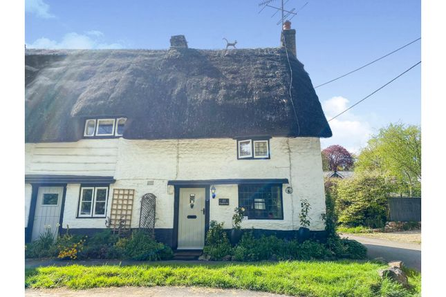 3 bed semi-detached house for sale in Lottage Road, Marlborough SN8