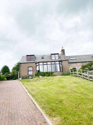 Thumbnail Semi-detached house for sale in Easter Langlee Cottage, Galashiels