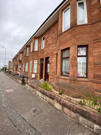 Thumbnail Flat for sale in Shields Road, Motherwell