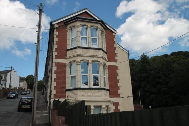 Thumbnail End terrace house for sale in Eastville Road, Six Bells, Abertillery, Blaenau Gwent