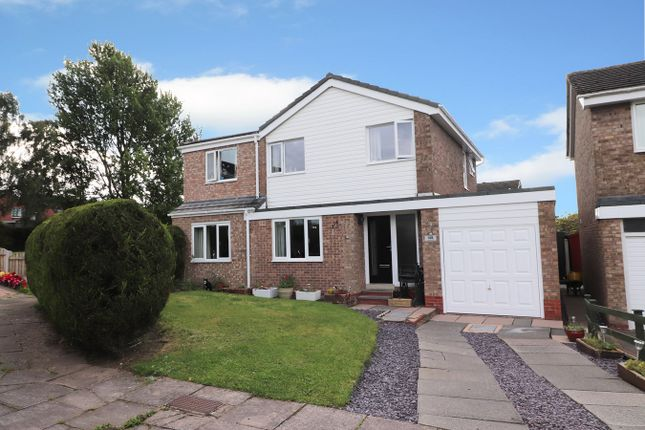 Thumbnail Detached house for sale in Chesterholm, Sandsfield Park, Carlisle