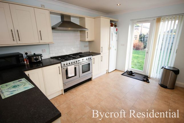 Thumbnail Detached bungalow for sale in Brooke Avenue, Caister-On-Sea, Great Yarmouth