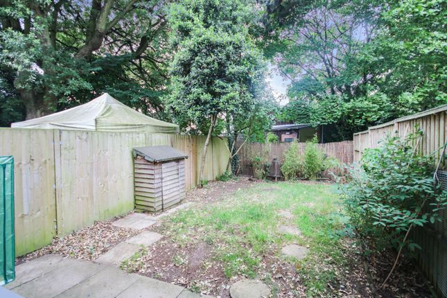 Rear Garden of Northumberland Road, Coventry CV1