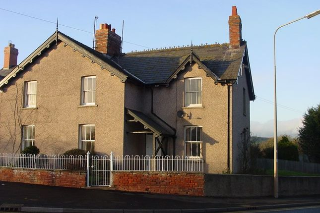 Thumbnail Semi-detached house to rent in Three Cocks, Brecon
