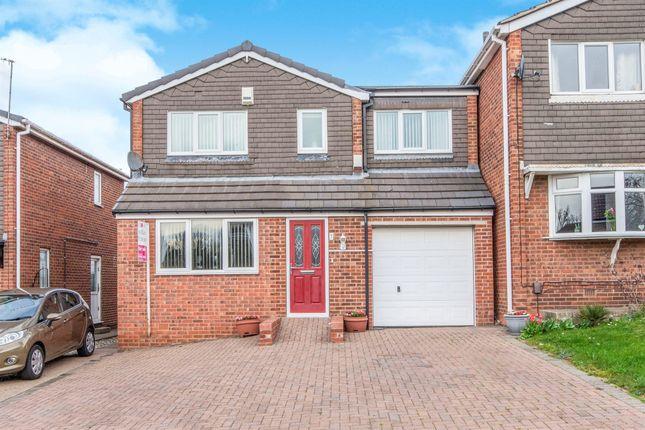 Thumbnail Detached house for sale in Taunton Gardens, Mexborough