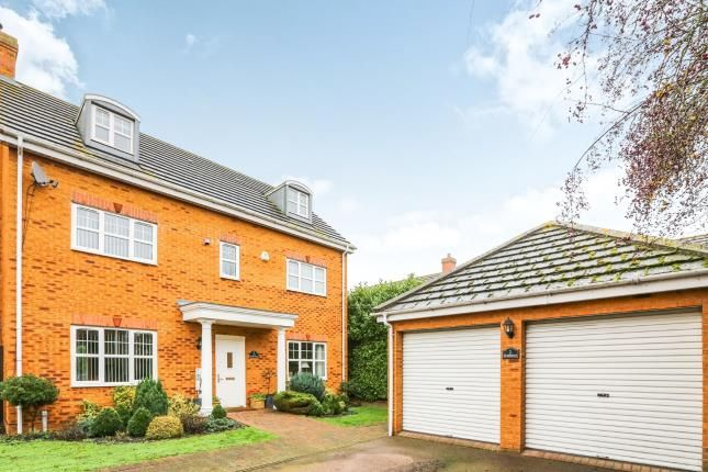 Thumbnail Detached house for sale in The Hermitage, Arlesey, Bedfordshire, England