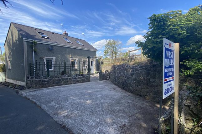 Thumbnail Cottage for sale in Grove Hill, Pembroke