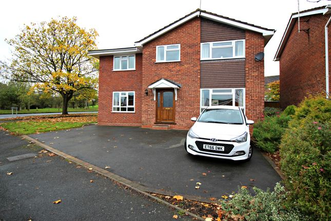 Thumbnail Detached house for sale in Shire Way, Droitwich