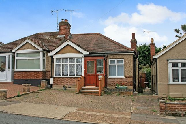 Thumbnail Bungalow for sale in Parkside Avenue, Marshalls Park, Romford