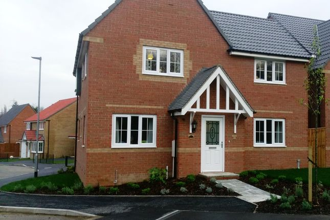 Thumbnail Detached house for sale in Higham Road, Brampton Bierlow, Rotherham, South Yorkshire