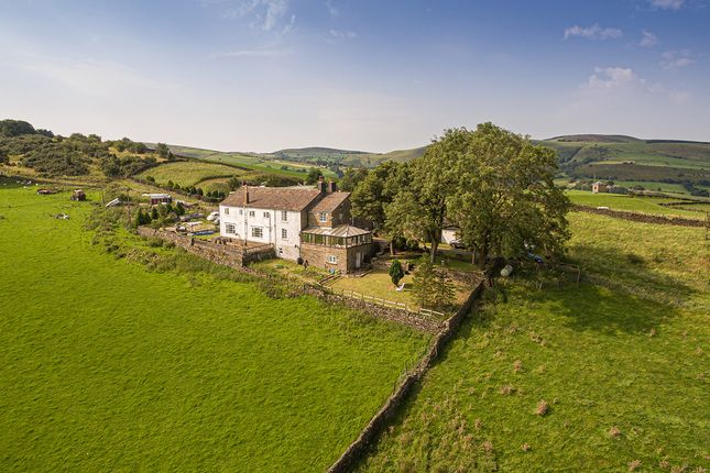 Thumbnail Cottage for sale in Brownhill Cottage, Kidd Road, Glossop, Derbyshire