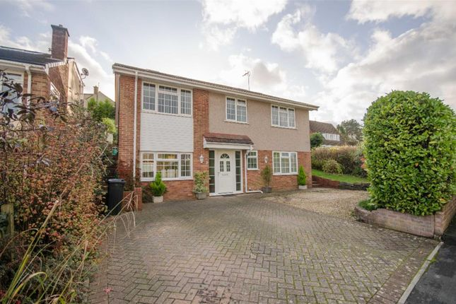 Thumbnail Detached house for sale in Charnhill Brow, Mangotsfield, Bristol