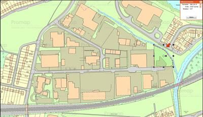 Thumbnail Land to let in Land At Pool Road Industrial Estate, Pool Road, Nuneaton
