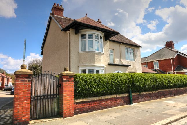 Thumbnail Detached house for sale in Sunderland Road, South Shields