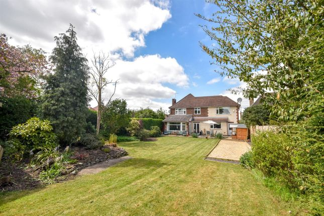 Thumbnail Detached house for sale in Cradock Drive, Quorn, Loughborough