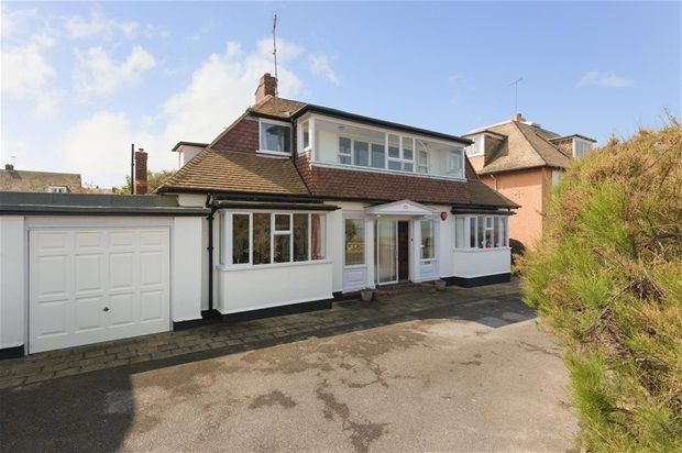 Thumbnail Detached house for sale in Sea Road, Westgate-On-Sea