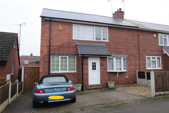 Thumbnail Semi-detached house to rent in Booth Crescent, Mansfield, Nottinghamshire