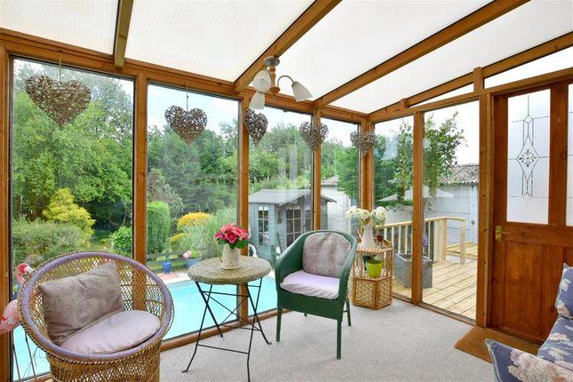 Thumbnail Detached bungalow for sale in Deakin Leas, Tonbridge, Kent