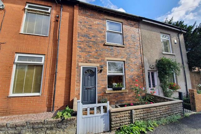 2 bed terraced house to rent in Bailey Street, Prestwich, Prestwich Manchester M25