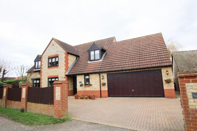 Thumbnail Detached house for sale in Gidney Lane, Soham, Ely
