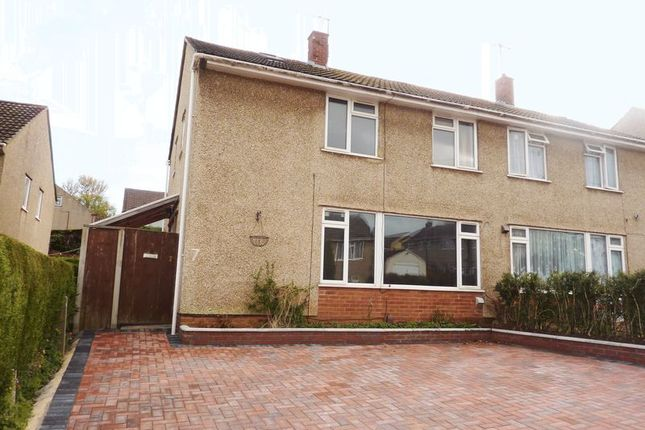Thumbnail Property to rent in Hollis Close, Bristol