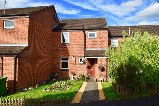 Thumbnail Terraced house for sale in Oakleigh Road, Droitwich