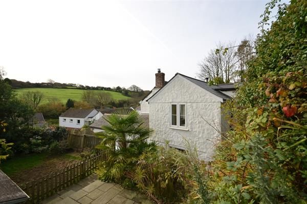 Thumbnail Terraced house for sale in The Terrace, Chacewater, Truro