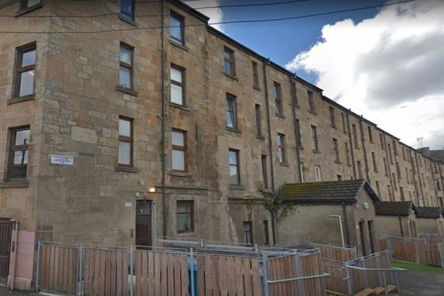 Thumbnail Flat to rent in Angus Street, Springburn, Glasgow