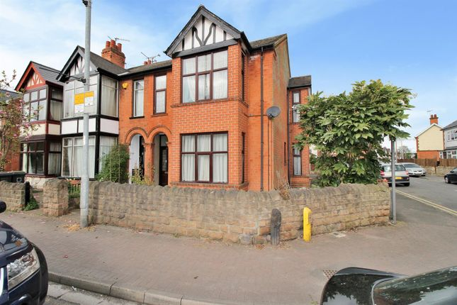 Thumbnail Semi-detached house for sale in Queens Road, Beeston, Nottingham