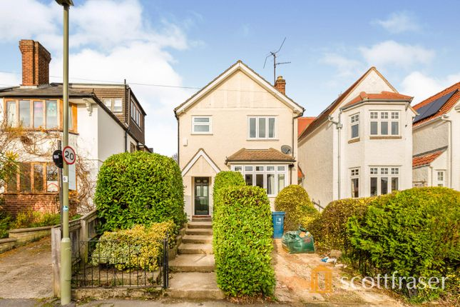 3 bed detached house to rent in Victoria Road, Oxford OX2