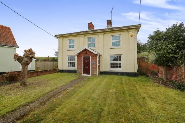Thumbnail Detached house for sale in Oakley, Diss, Suffolk