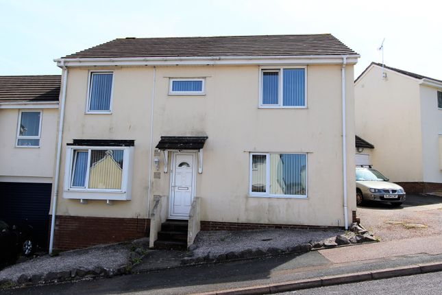 Thumbnail End terrace house for sale in Exe Hill, Torquay