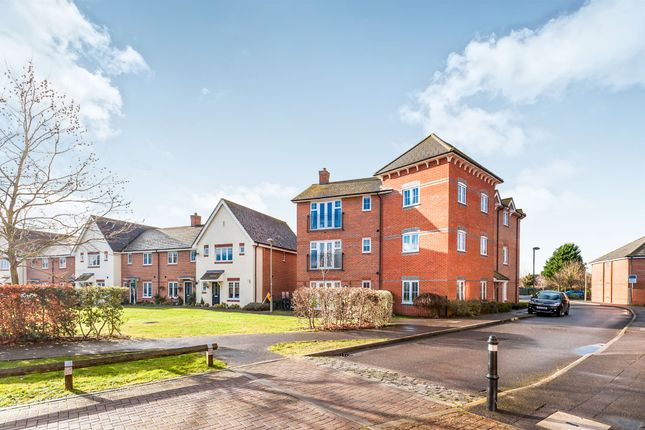 Thumbnail Flat for sale in Caldecott Chase, Abingdon