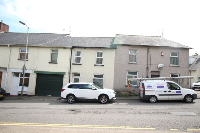 2 bed terraced house to rent in Commercial Street, Pontnewydd, Cwmbran NP44