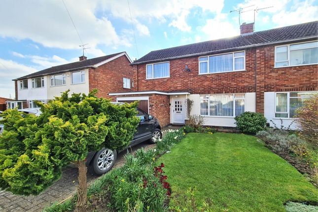 Thumbnail Semi-detached house for sale in The Greenways, Leamington Spa