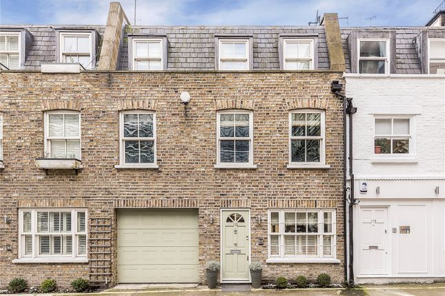 Thumbnail Mews house for sale in Eastbourne Mews, Paddington, London