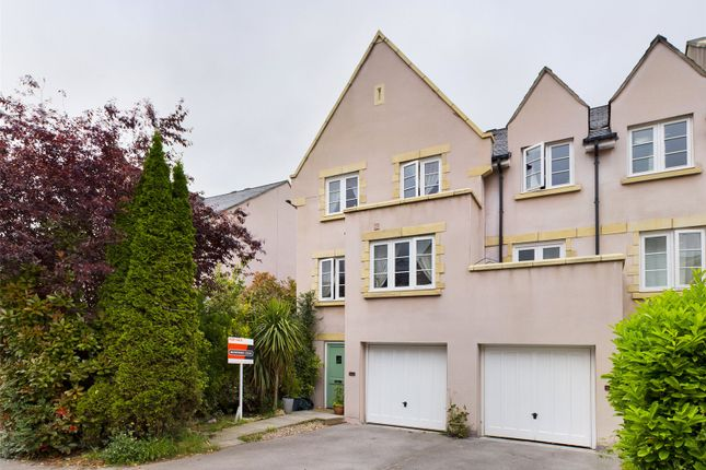 Thumbnail Town house for sale in Bay Tree Lane, Abergavenny, Monmouthshire