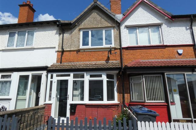 Thumbnail Terraced house to rent in Weston Lane, Tyseley, Birmingham