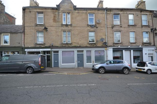 Thumbnail 2 bed flat for sale in 11A, Drumlanrig Square Hawick