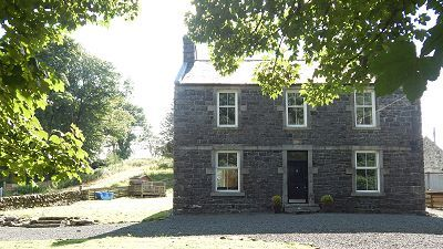 Thumbnail Detached house for sale in Laigh Altercannoch, Barrhill, Girvan