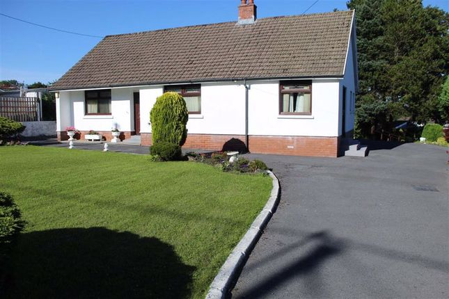 Thumbnail Detached bungalow for sale in Heol Y Meinciau, Pontyates, Llanelli